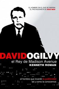 David Ogilvy, inventor de la publicidad moderna.