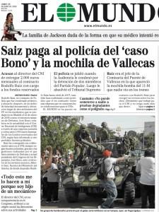 """El Mundo, en plena campaña conspiranoica de """"ETA en el 11-M"""""""