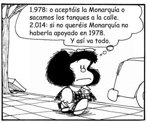 mafalda monarquia