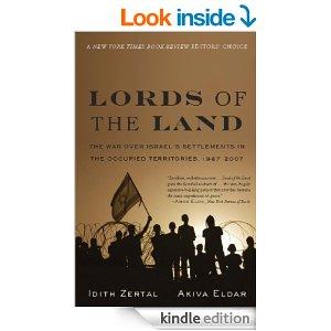"""Un libro clarificador sobre los colonos: """"Los señores de la tierra""""."""