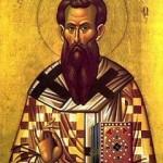 San Clemente de Alejandría (siglo III). Enemigo de la risa.