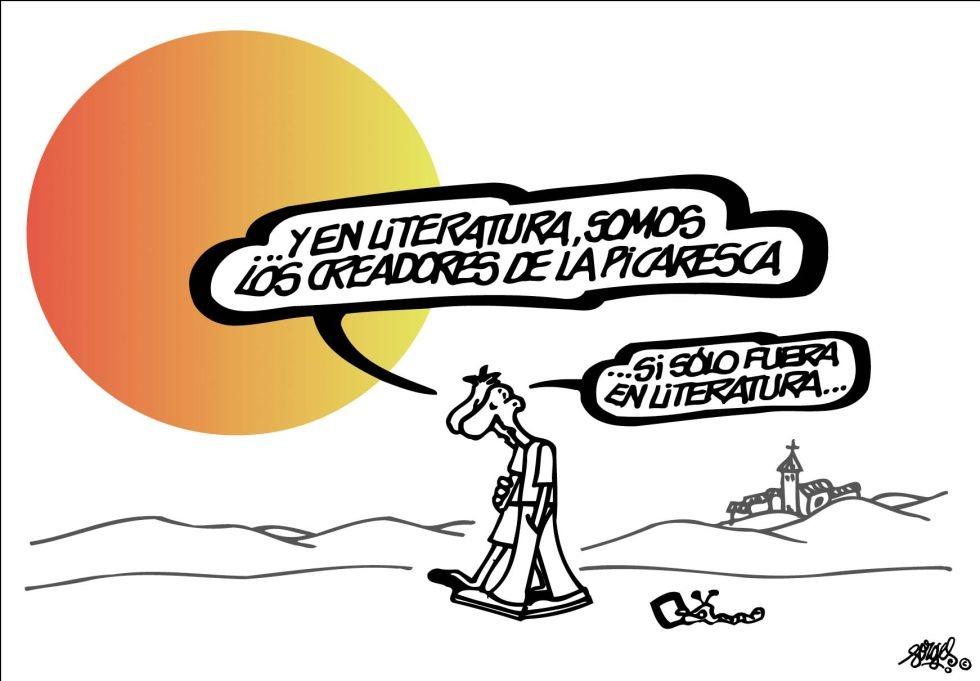 Forges en El Pais de hoy (7-IX-14).