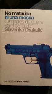 """Portada del libro """"No matarían ni una mosca"""""""