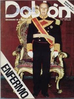 Portada de Doblón. 1975